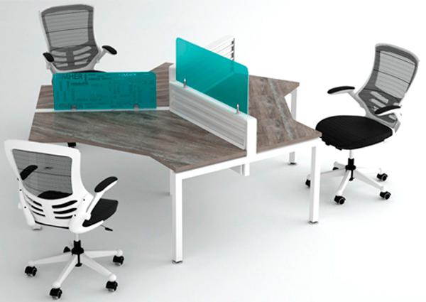 Muebles modulares para oficina emprendamos360 for Muebles modulares modernos